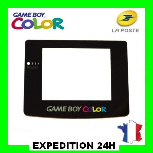Ecran / Vitre de Remplacement pour Game Boy Color - Gameboy GBC Screen top pro!