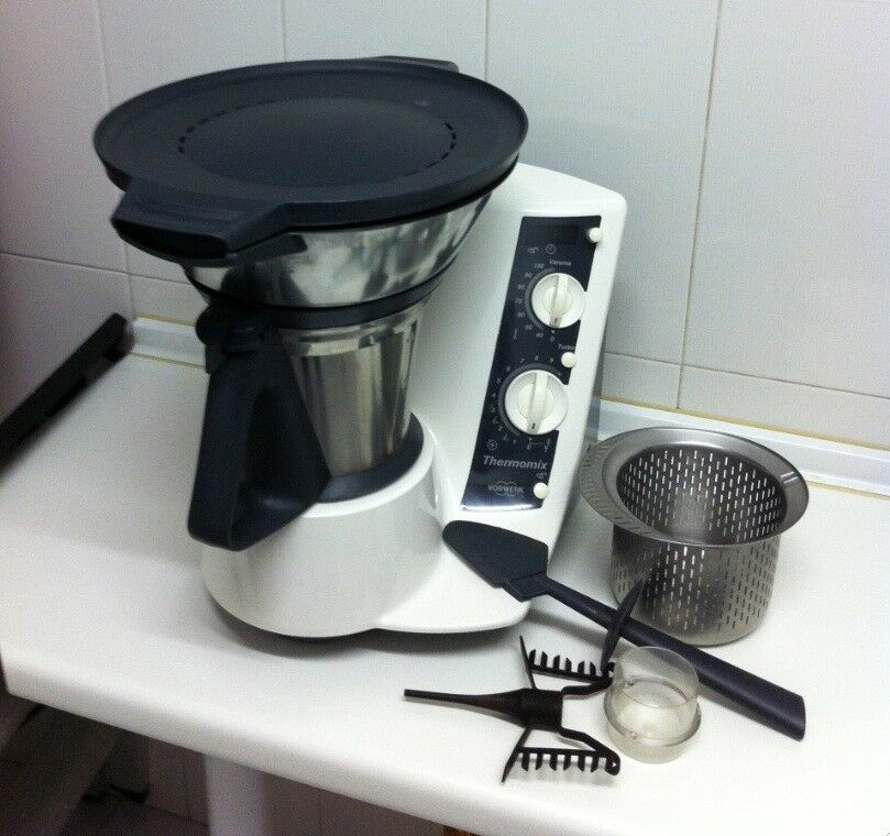 how to use thermomix vorwerk