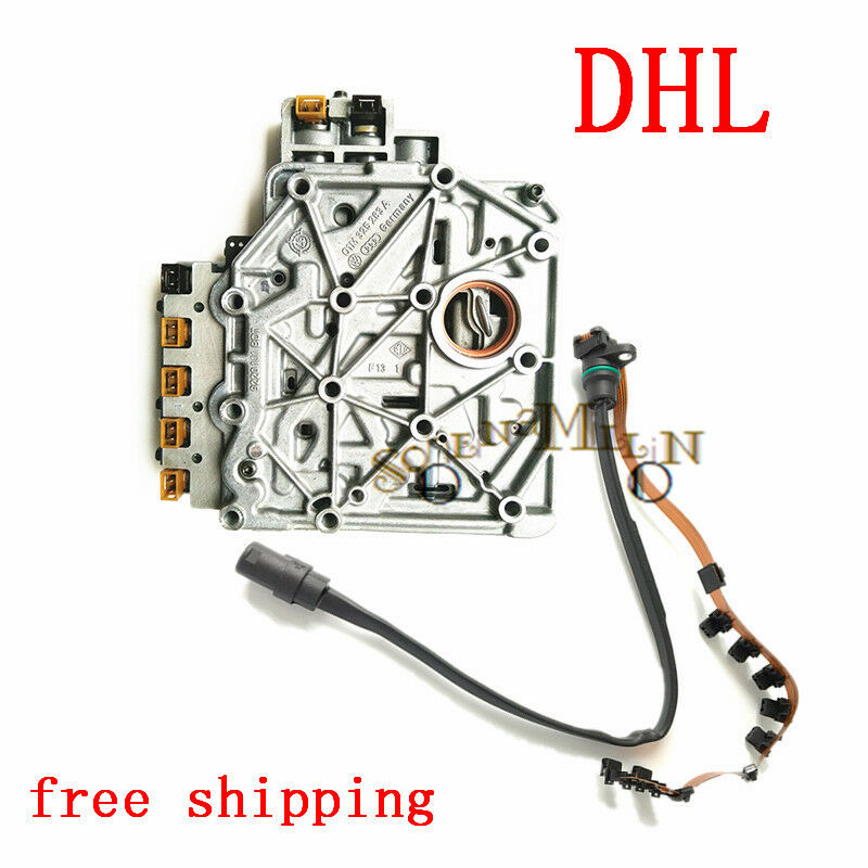 2012 Volkswagen Golf Transmission: DHL 01M 4Speed Automatic Transmission Valve Body For VW