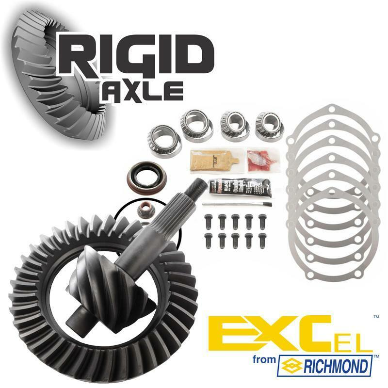 Ford 9 456 Ratio Richmond Excel Ring And Pinion Gear Set W Master