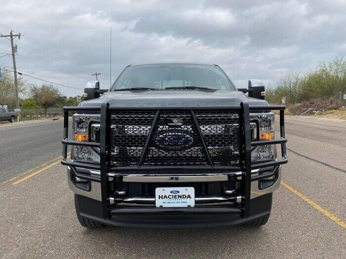 new ranch hand grille guard ford f250 f350 2017 2018 super duty no front camera ebay. Black Bedroom Furniture Sets. Home Design Ideas