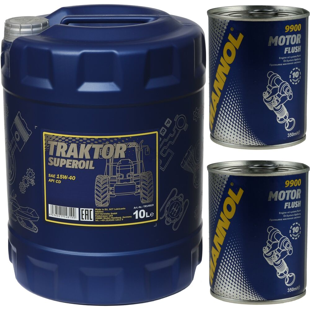 10l mannol motor l traktor superoil api cd 15w 40. Black Bedroom Furniture Sets. Home Design Ideas