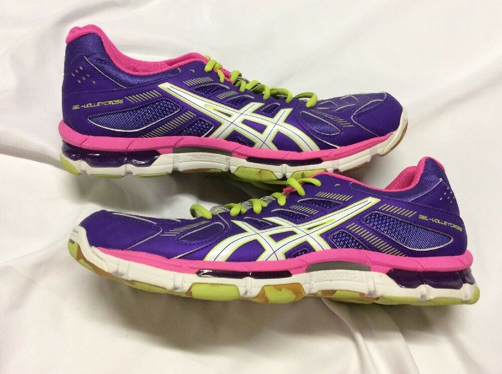 ASICS Gel VOLLEY CROSS Athletic Women's Shoes Size 12 EUR 45 | eBay