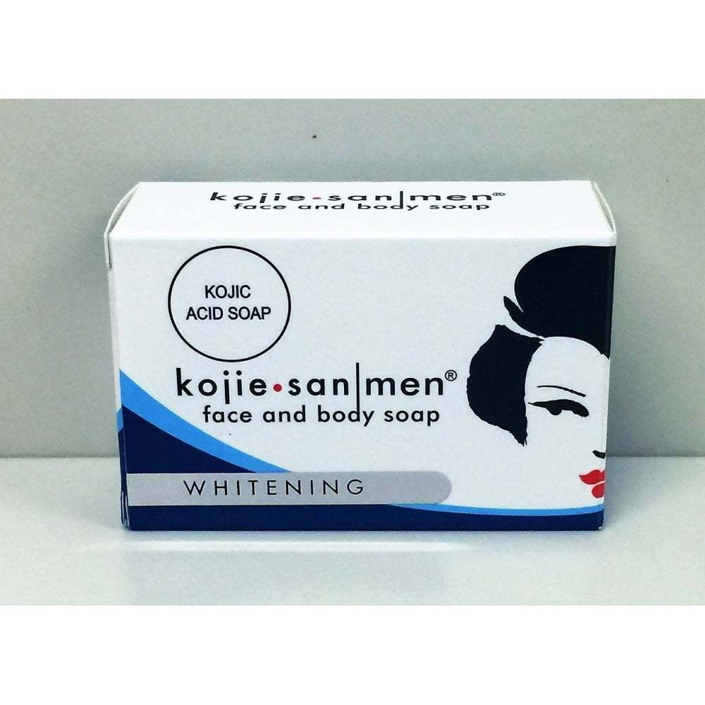 Kojie San Men Face and Body Soap Whitening skin 135grams ... |Kojie San Soap For Men