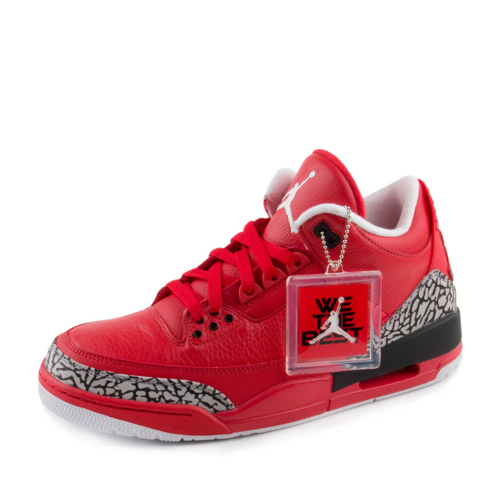 d01ebe1f82f Details about Mens Air Jordan 3 Retro
