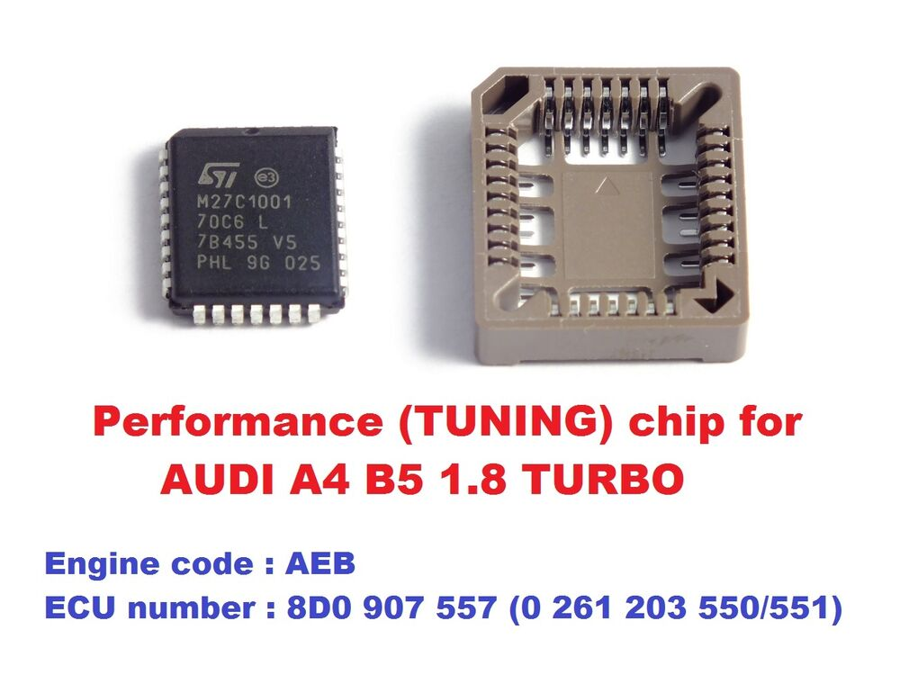 modified chip for audi a4 b5 1 8t aeb turbo engine chip. Black Bedroom Furniture Sets. Home Design Ideas