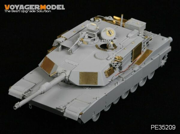 PE for M1A1 Abrams Tank (For DRAGON 3535), 35209, 1:35, VOYAGERMODEL