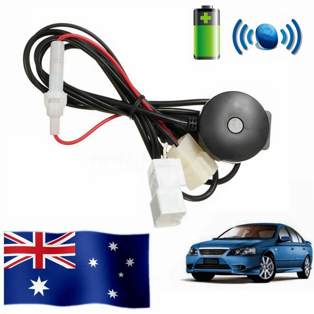 For Ford Ba-Bf Falcon Territory Car Stereo Aux Audio Adaptor Bluetooth  Cable AU | eBay