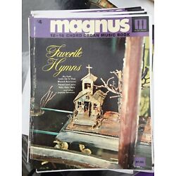 Kyпить Magnus 12-16 Chord Organ Music book #4 на еВаy.соm