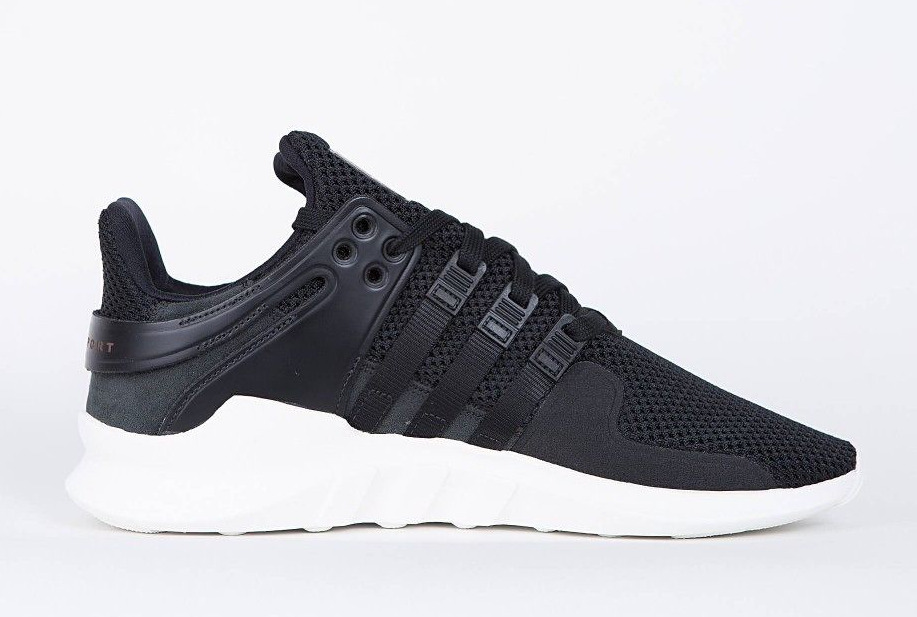 79a3f101923a Details about Adidas EQT Support ADV Mens Running Shoe Black White Size 11  BA8326 DS Y-3 New