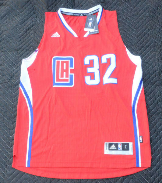 a8125941a86b Adidas NBA Los Angeles Clippers Blake Griffin  32 Jersey Size L.