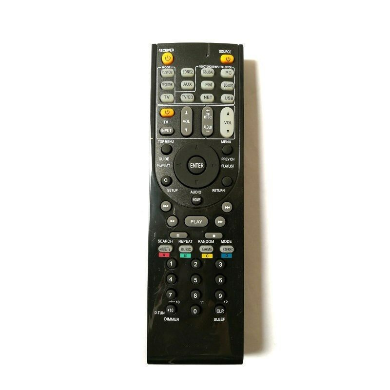 replacement remote for onkyo ht r290 ht r680 ht r980 ht r990 ht s894 rh ebay com