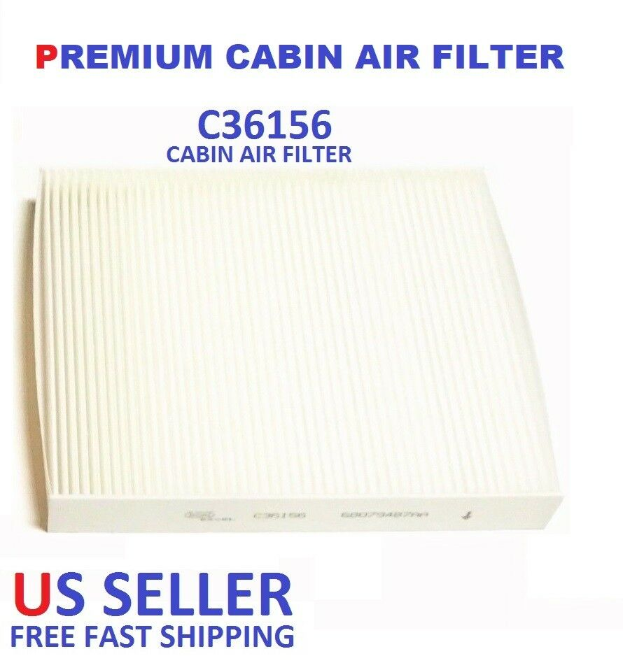 Caf1890p Cabin Air Filter For 2011 2018 Dodge Durango Jeep Grand Fuel Cherokee Ebay