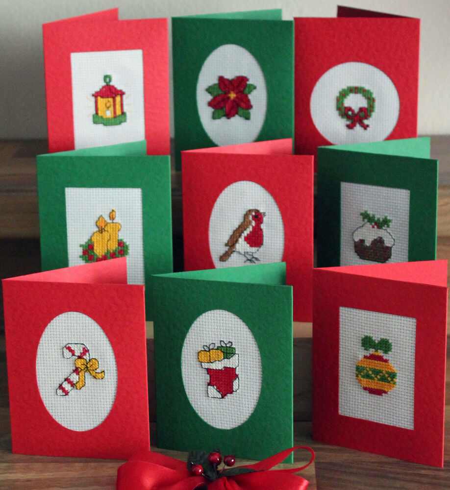CROSS STITCH CARDS KIT