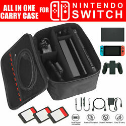 Kyпить For Nintendo Switch Travel Carrying Case Protective Storage Bag Large Capacity на еВаy.соm