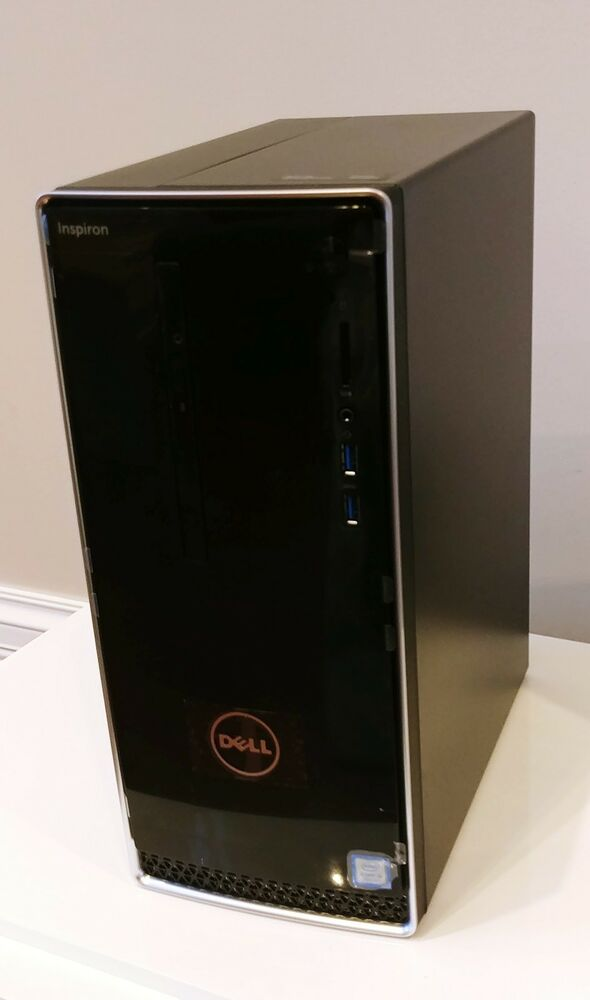 New Dell Inspiron 3670 Desktop Perfect Gift Quad I3 8100 1tb 8gb Win10 Ebay