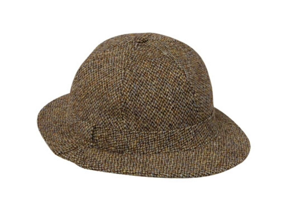 Details about Hoggs of Fife Harris Tweed Deerstalker Hat Country  Hunting Shooting fcd2dace6a81