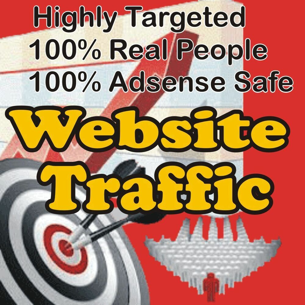 5,000 Real Visitors! HIGHLY TARGETED website traffic! 100% ...