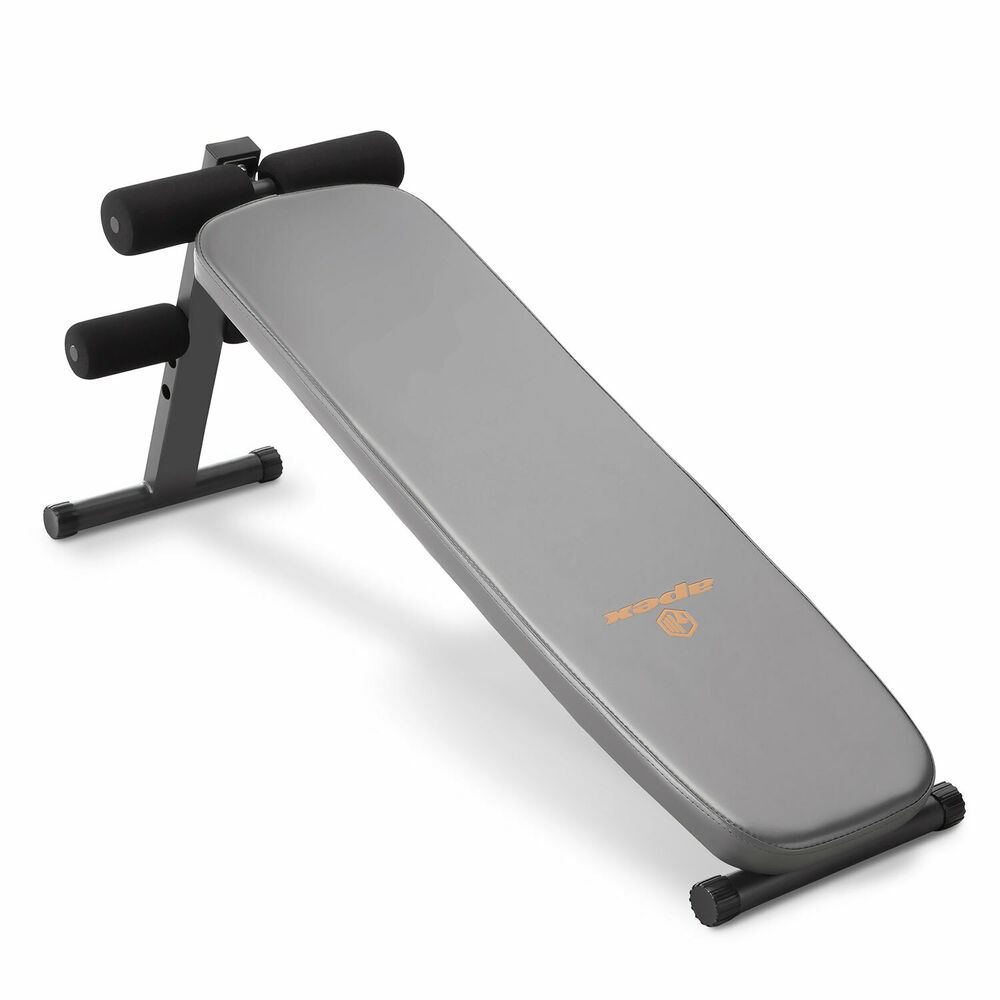 Utility ab board slant board apex jd exercise workout home gym