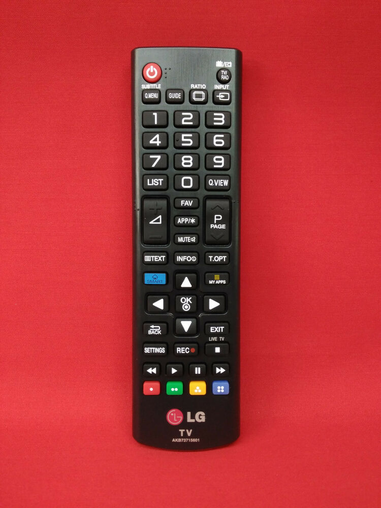 remote control Original TV LG SMART tv 50LN575S | eBay