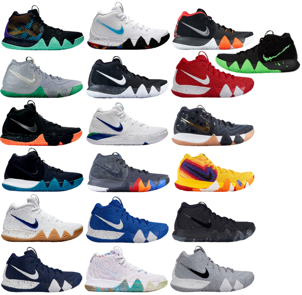 Nike Kyrie Irving 4 Basketball Sneaker Men's Lifestyle ...Kyrie Irving Shoes