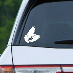 Cape Breton Island Vinyl Decal for Home and Auto
