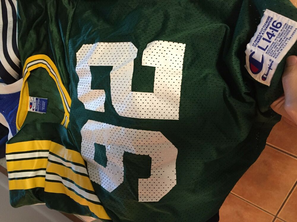 ec436282 Reggie White Green bay Packers nfl jersey youth Large | eBay