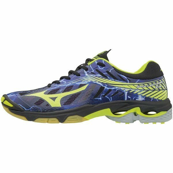 fbfca275 Details about Mizuno Wave Lightning Z4 Unisex's Volleyball Shoes V1GA180000  A 18J