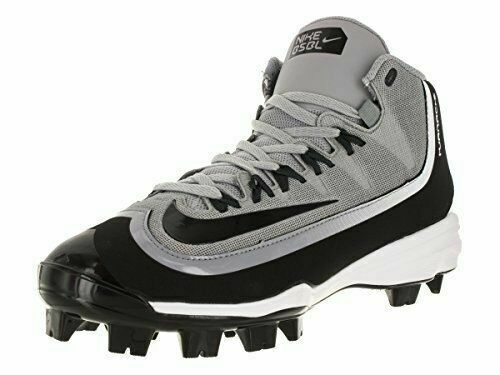 sports shoes 5a8f3 dd7eb Details about NIKE ALPHA HUARACHE 2K FILTH PRO MID MCS BASEBALL CLEATS  MODEL 807131-001
