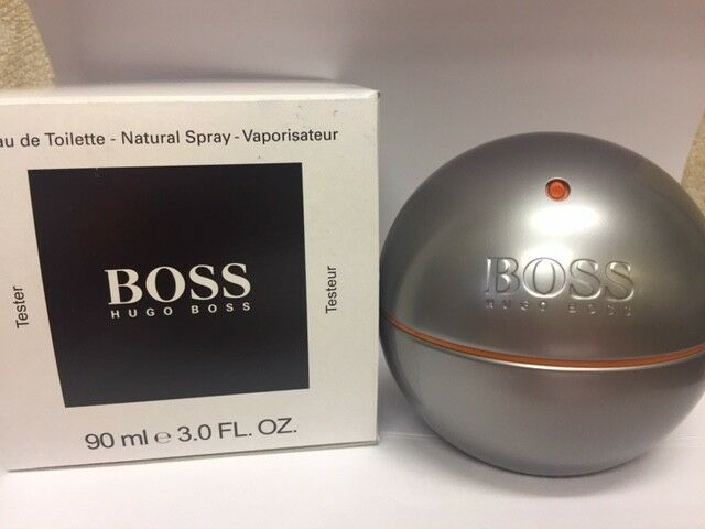 5ced08a25c22 Details about BOSS IN MOTION by Hugo Boss for Men EDT Spray 3 oz  Теstеr
