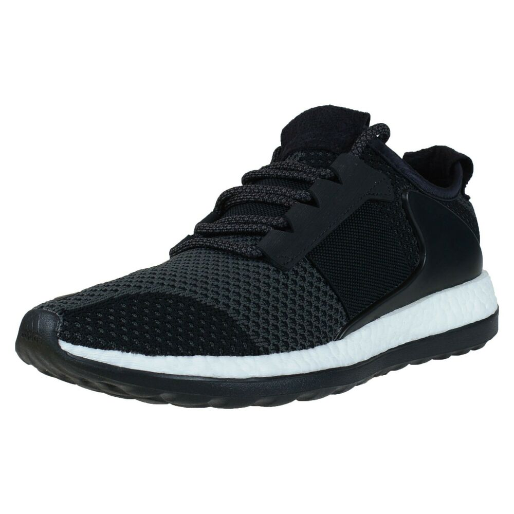 wholesale dealer 50668 a3ca9 Details about ADIDAS CONSORTIUM ADO PURE BOOST ZG RUNNING SHOES CORE BLACK  SOLID GREY S81826