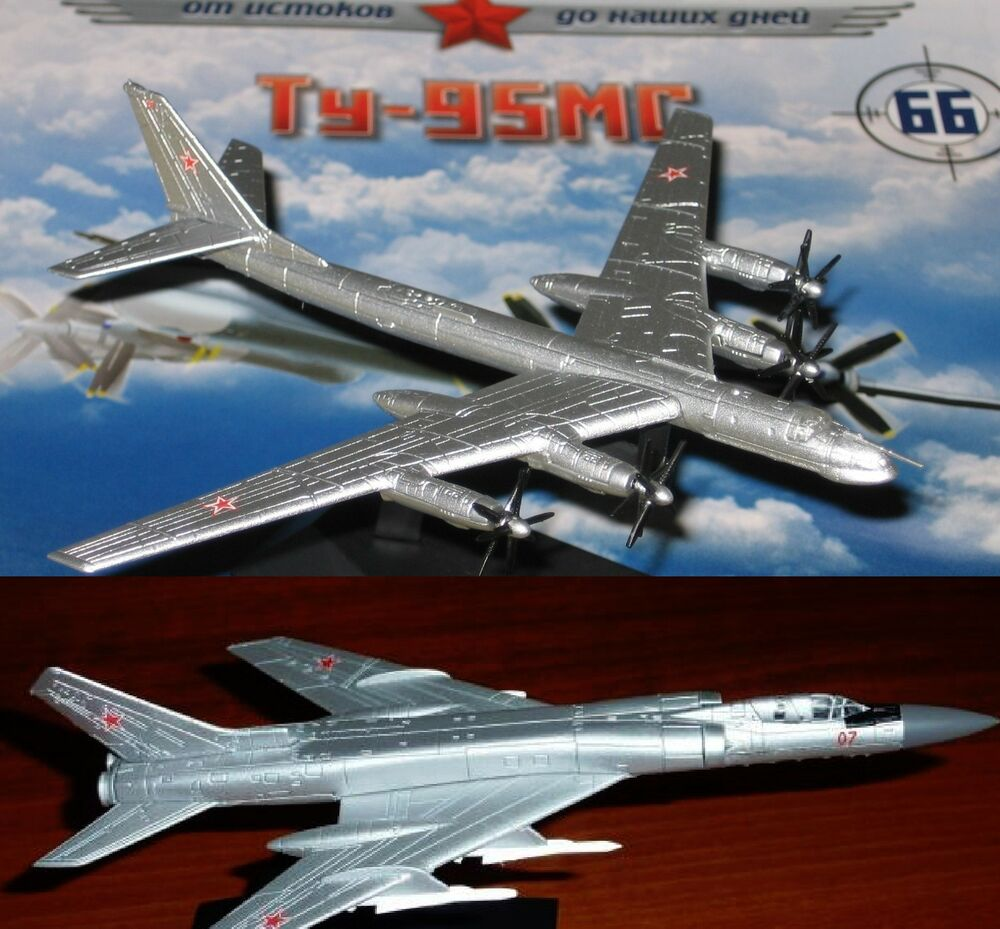 1:72-1:500 Soviet Aircraft Diecast Model By Choice Of 52