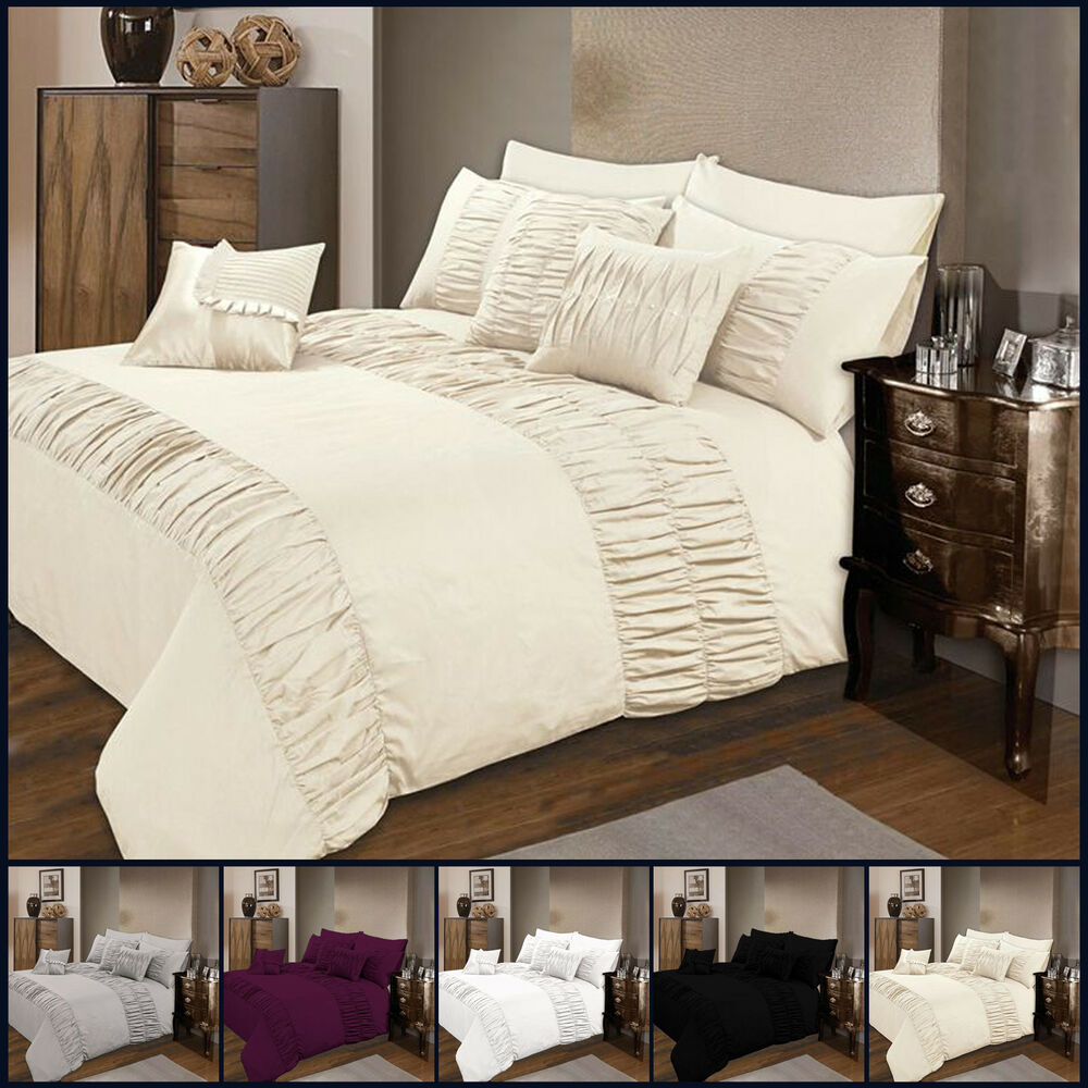 Luxury Bedding Set King Size Double Single Super Designer Quilt