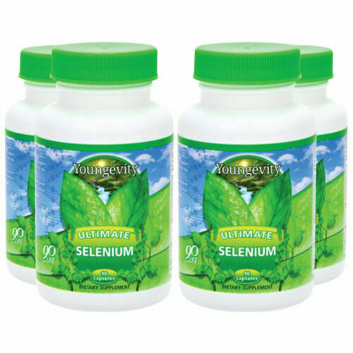 Ultimate Selenium - 90 capsules (4 Pack) Youngevity Dr. Wallach