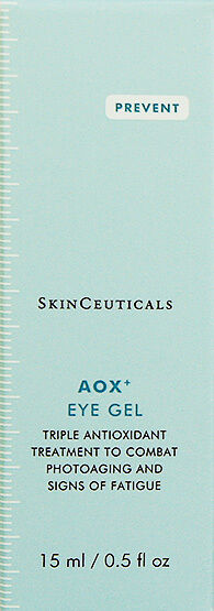 Skinceuticals Aox+ Eye Gel Triple Antioxidant 15ml(0.5oz) Treatment Brand