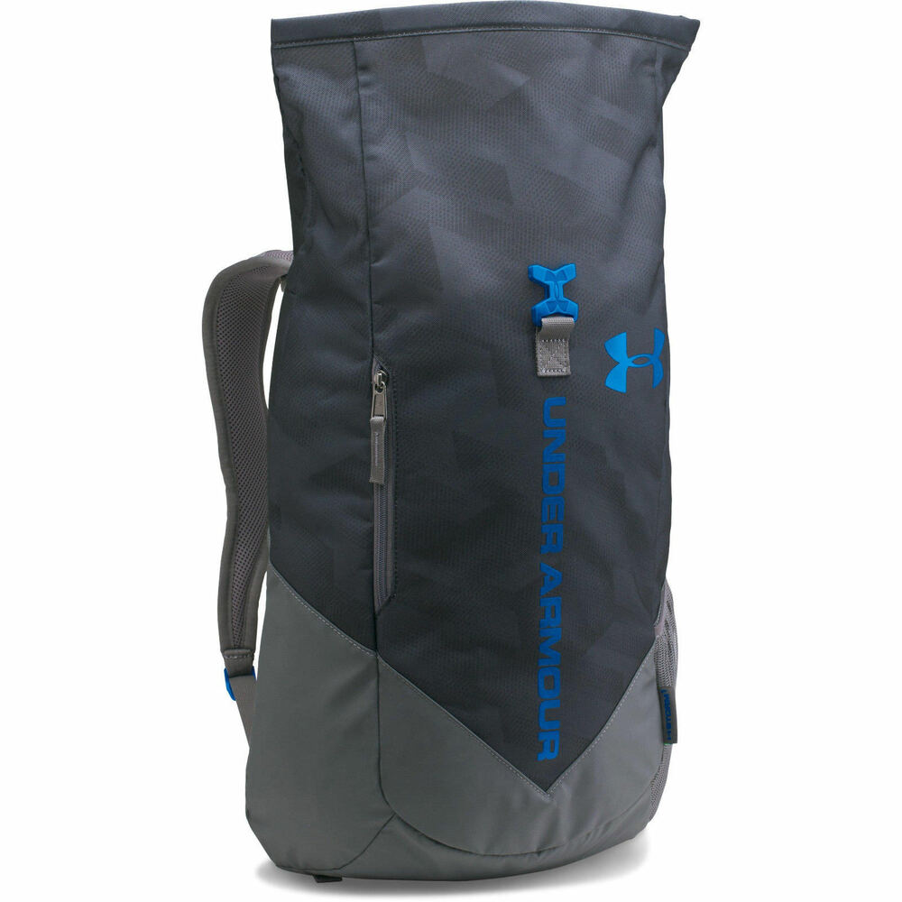 f5e1d10e19 Details about Under Armour UA Storm Roll Trance Sackpack Backpack Half  Price at £24.99!!