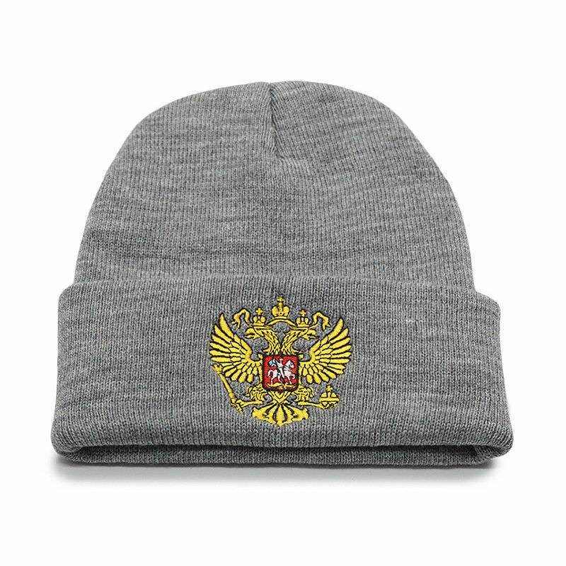 Details about New Russian Beanie Knitted Cotton Unisex Warm Russia Flag Ski  Arctic Winter Hat 84b0ebc9cd1