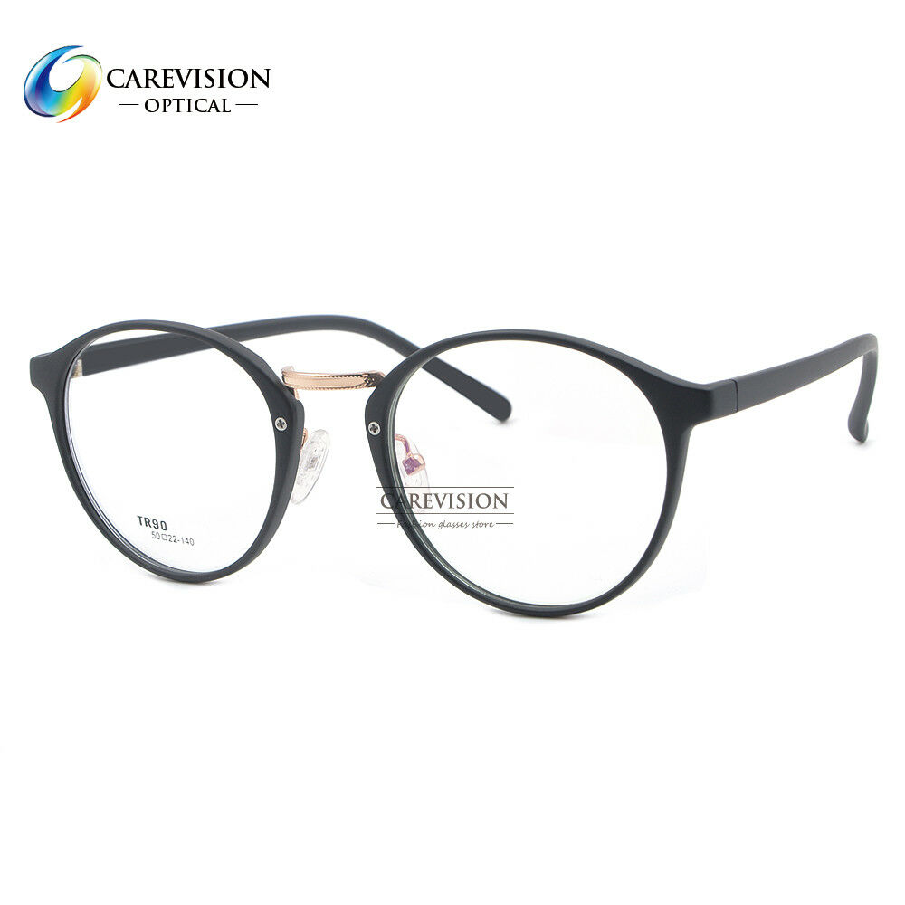 ca83fde4eff Details about Vintage Fashion Ultra Light TR90 Unisex Eyeglass Frames  Optical Eyewear RX Able