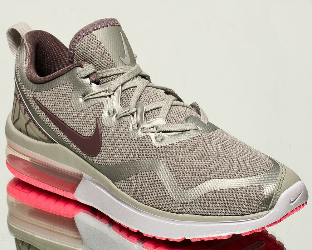 Details about Nike Wmns Air Max Fury womens running sneakers NEW light bone  grey AA5740-004 f6b0439a2