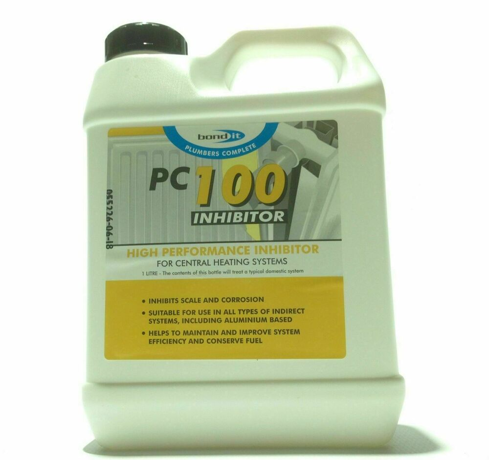 Radiator Boiler Corrosion Inhibitor Protector Central Heating Rust ...