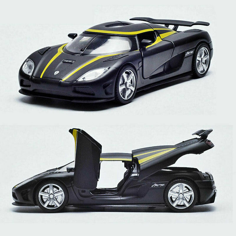 Koenigsegg Race Car: 1:32 Koenigsegg Agera R Supercar Car Model Metal Diecast