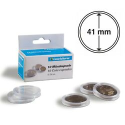 Kyпить American Silver Eagles Coin Capsules 10 Lighthouse 41mm Scratch Resist Holders на еВаy.соm