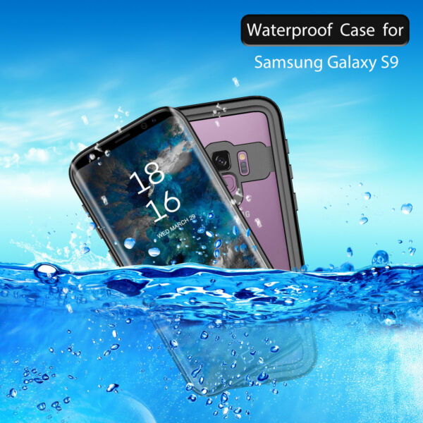 Waterproof Shockproof Protection Armor Case Cover For Samsung Galaxy S9 S10 Plus