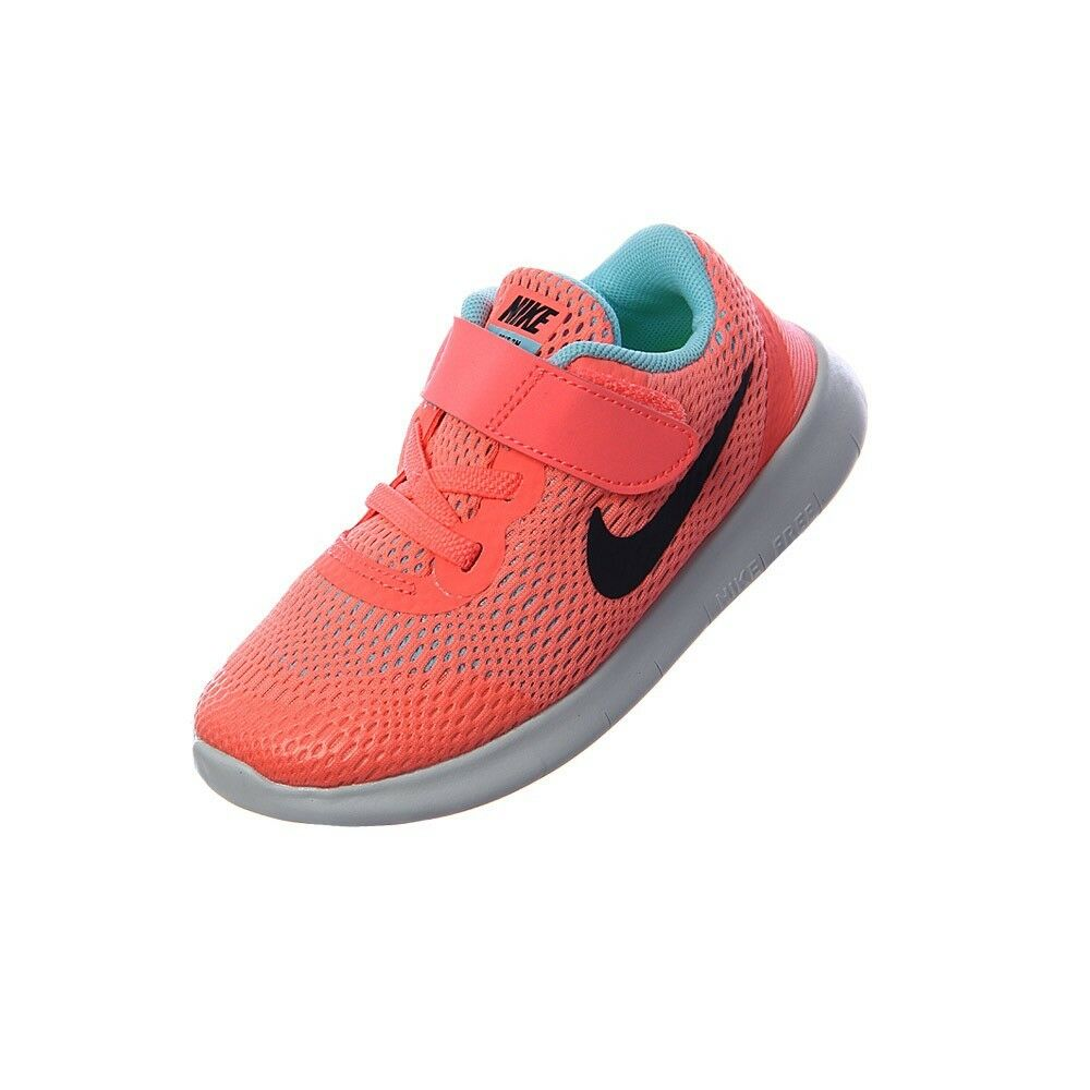 Details about Girl s Nike FREE RN (TDV) Shoes Sneakers Size  8C (834042 601) 7bb0acd8ab4