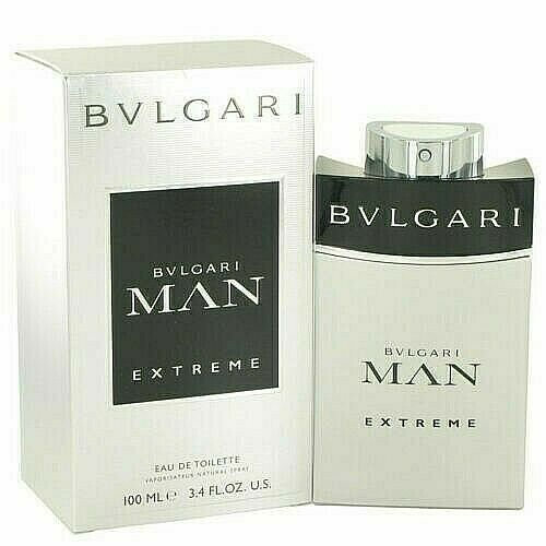 Details about Bvlgari MAN Extreme Cologne by Bvlgari, 3.4 oz EDT Spray for  Men NEW 100 ML 1cb4c07ce4