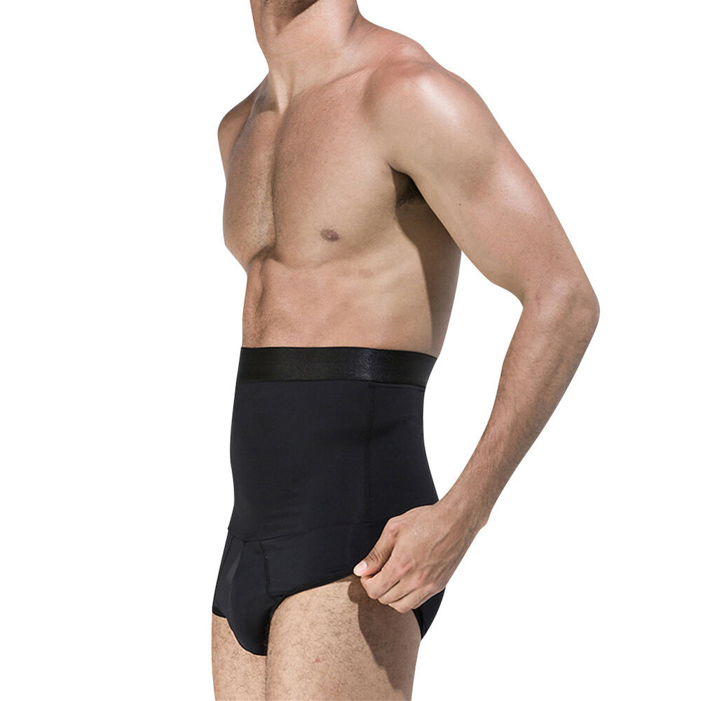 013aed44af67d Details about Men Waist Belt Butt Lifter Booster Booty Body Shaper  Underwear Brief Shapewear