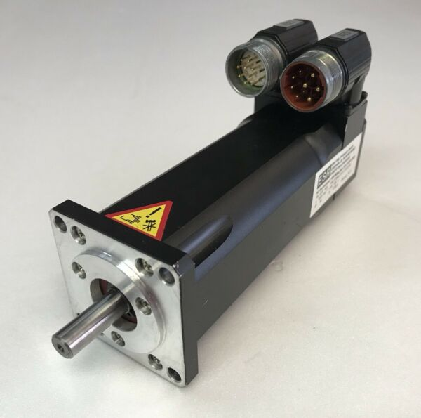 ESR Pollmeier MR 6929.2464 - AC Servo Motor with BRAKE, Mn 0,32 Nm, n 7000 min,