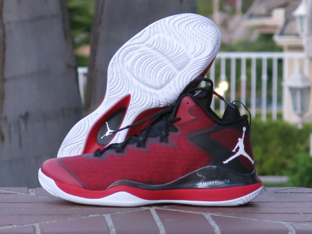 2014 nike air jordan flight plate 3 men s basketball shoes 684933 613 sz 10 5 883419337932 ebay - Photos of all jordan shoes ...