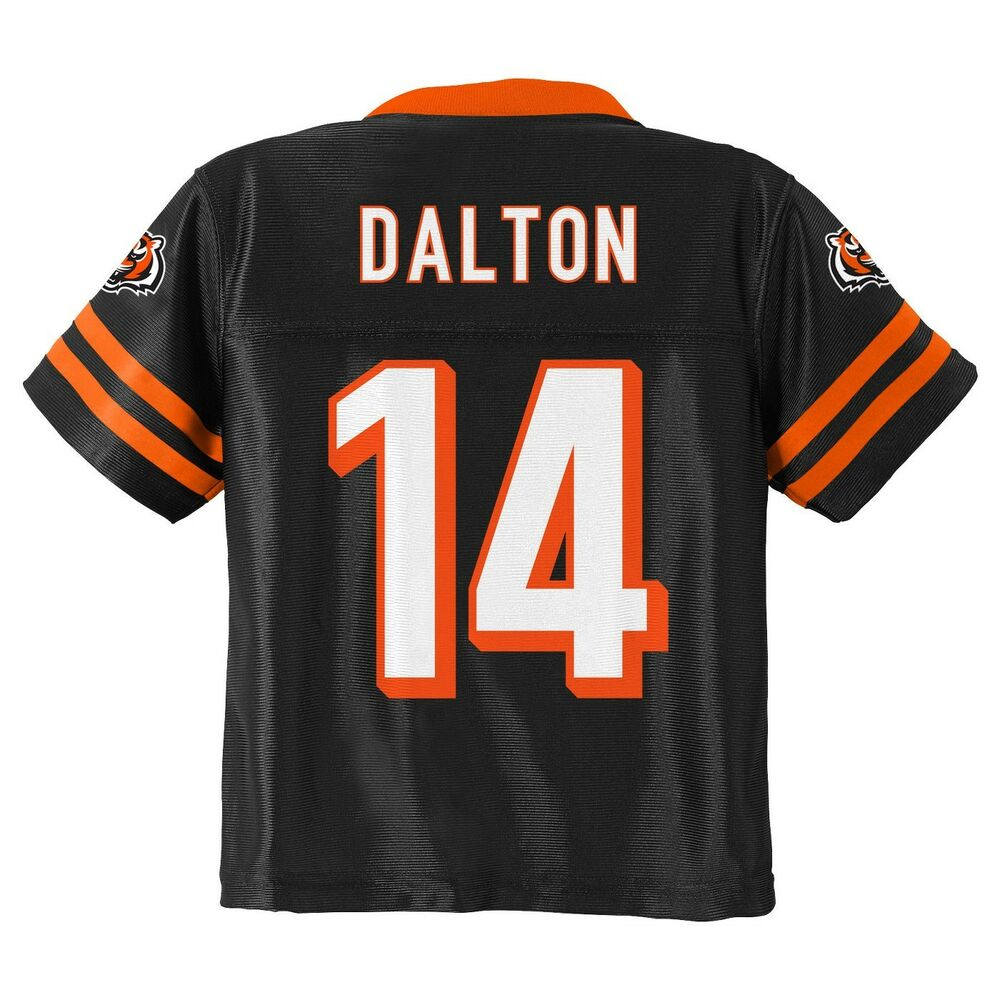 Andy Dalton  14 Cincinnati Bengals NFL Toddler 4T Team Player Baby Jersey  490473449046  010ddf8f8