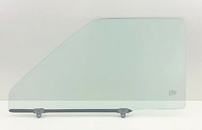 Driver/Left Door Window Glass W/O Vent For 84-88 Toyota Pickup 85-89 4Runner